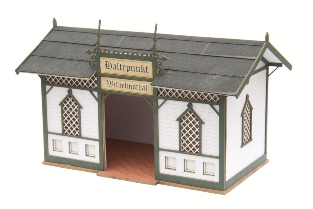 Haltepunkt Wilhelmsthal von Joswood
