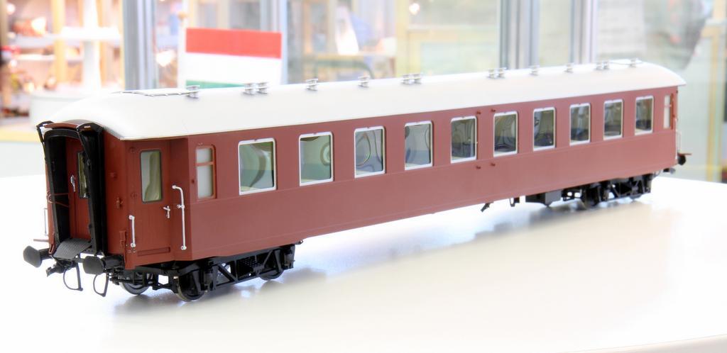 NMJ Schnellzugwagen