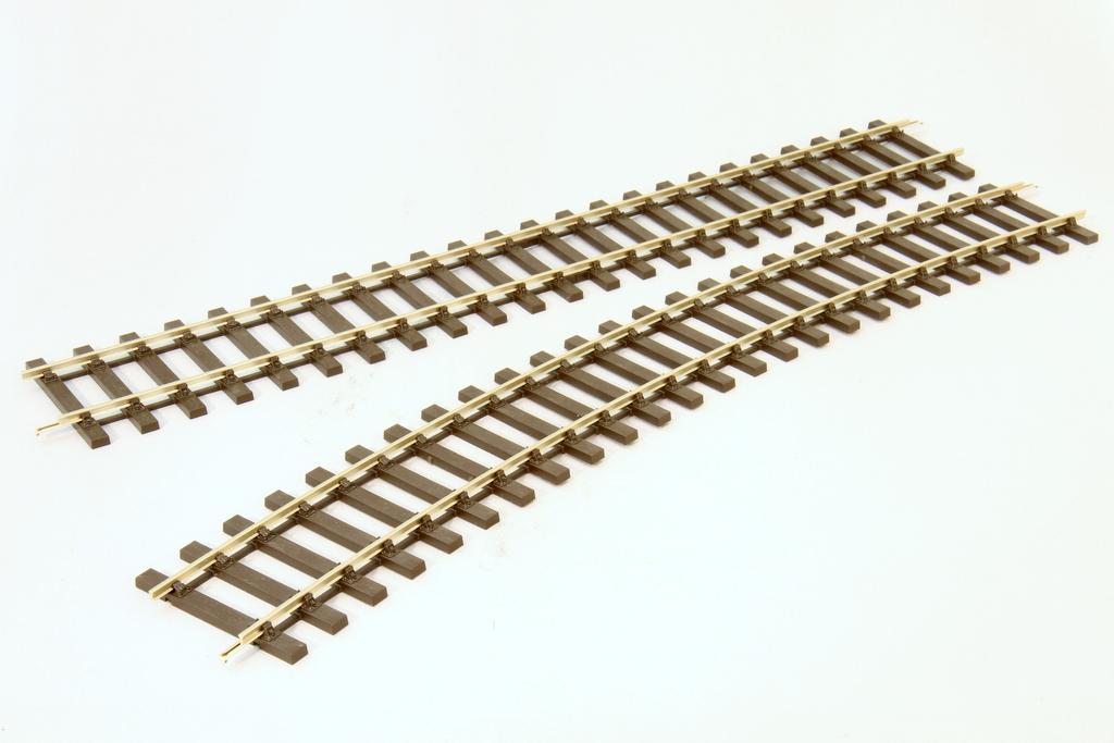 Peco gerades und gebogenes Gleis