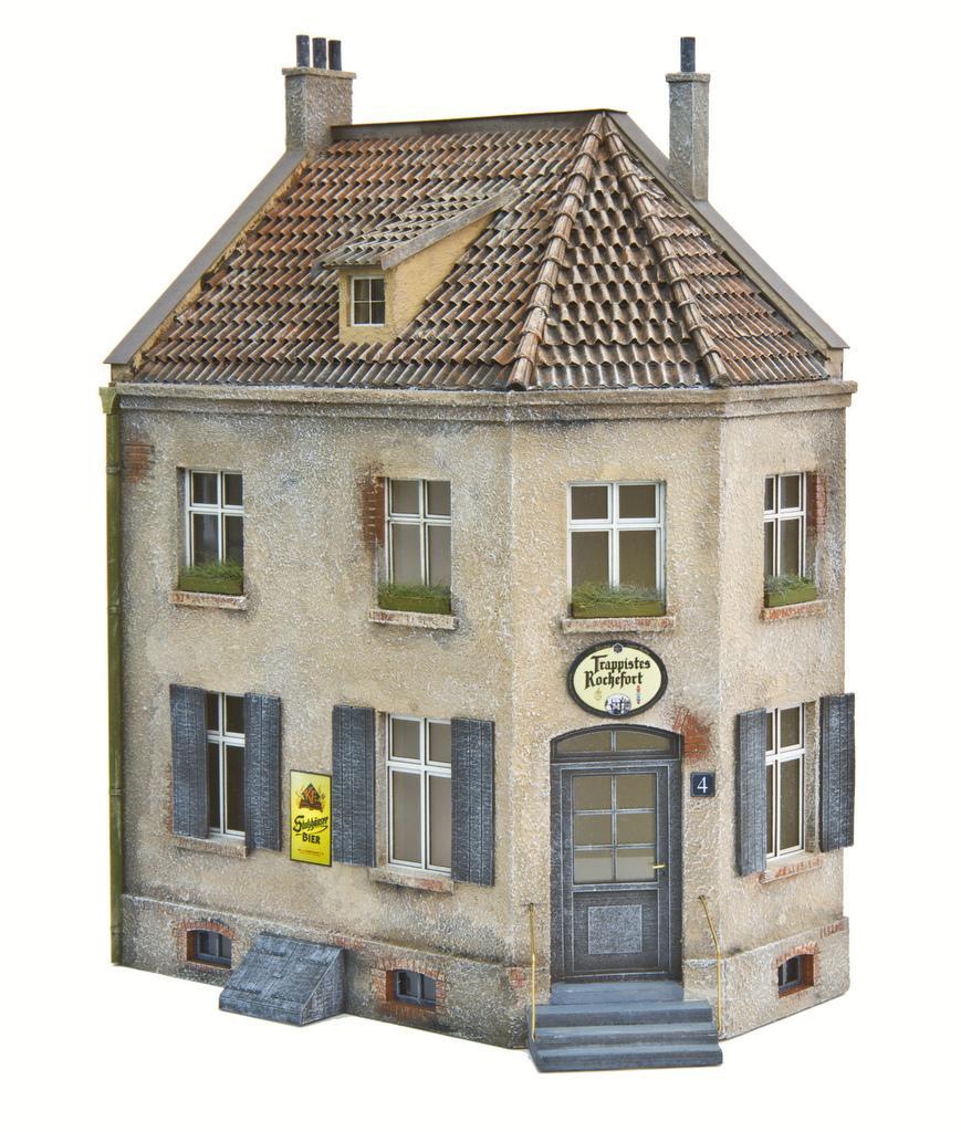 """Eckhaus """"Dorfstraße 9"""""""