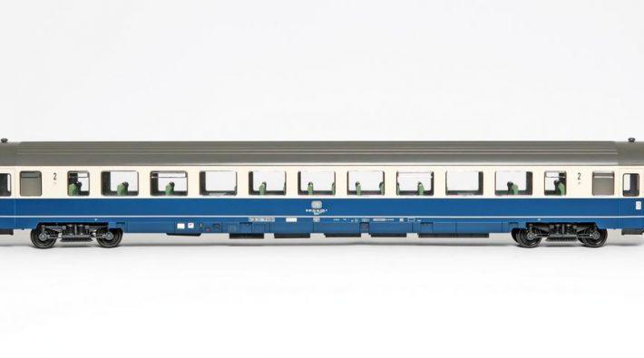 Intercity Wagen DB Bpmz Epoche 4