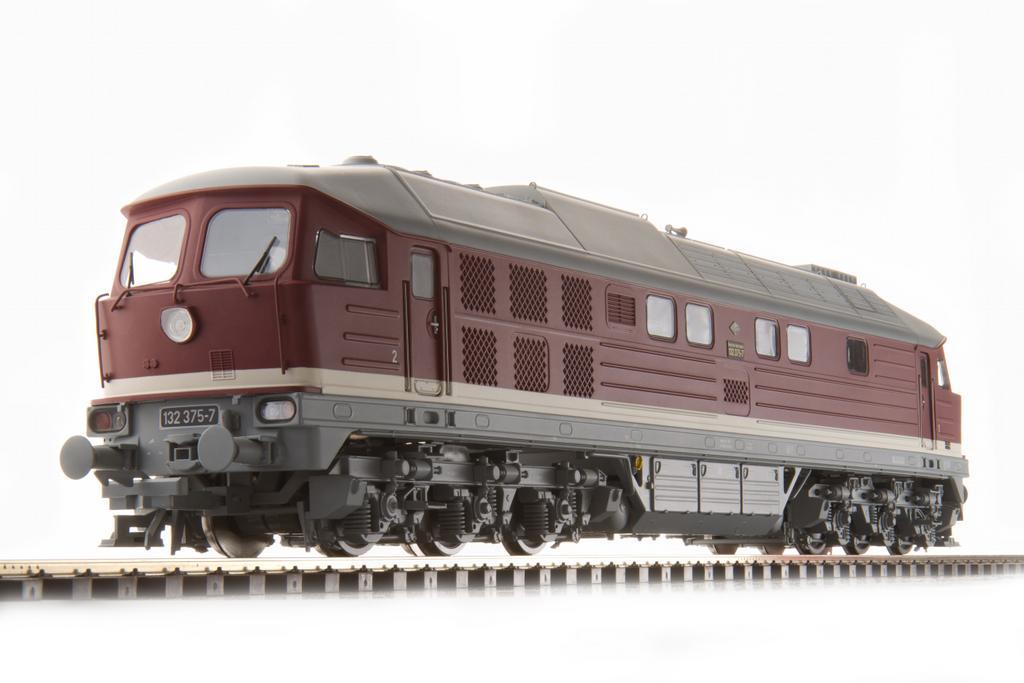 Kunststoffmodell von Kiss: BR 232 Ludmilla