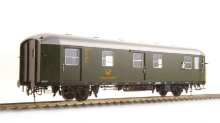 Wunder Bahnpostwagen 2 – a /14