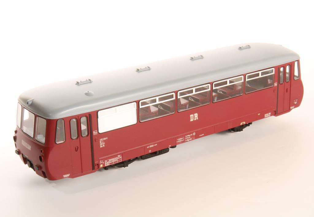 Schienenbus der DR: Ferkeltaxe