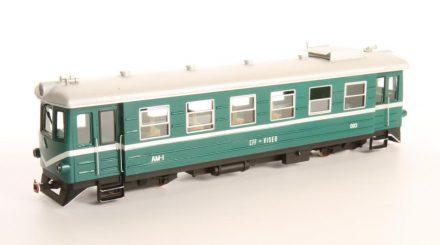 Triebwagen AM-1 der Wassertalbahn