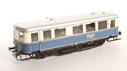 VT 07 der Regentalbahn
