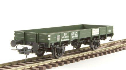 Lenz X05 grün mit Beschriftung Kranwagen