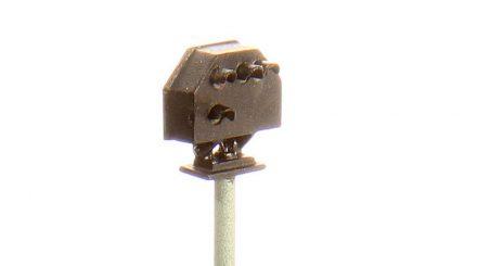 Gleissperrsignal, Signalschirm