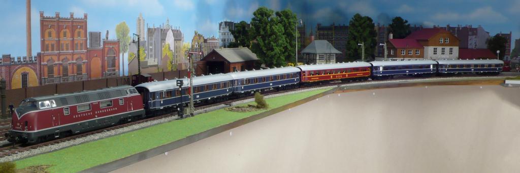 F Zug mit V200