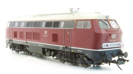 BR 218 von Lenz Vorserie
