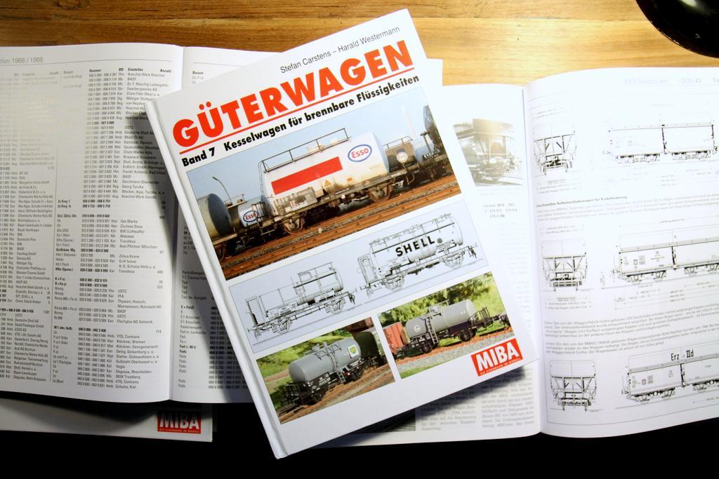 Stefan Carstens, Harald Westermann: Güterwagen Band 7