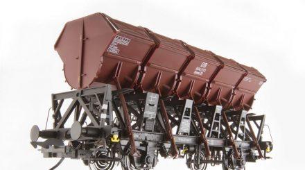 Muldenkippwagen Ommi 51 von Kiss Modellbahnen