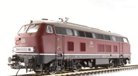 Lenz Baureihe 218