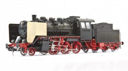 Baureihe 24 von Lenz, erster Prototyp