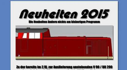 MBW Neuheiten 2015