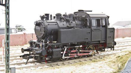 BR 80, Prototyp
