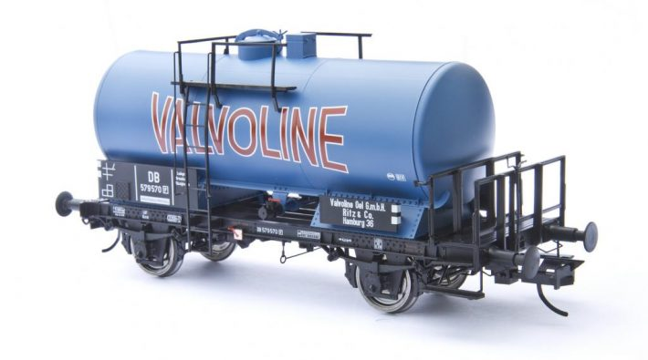 Kesselwagen Valvoline