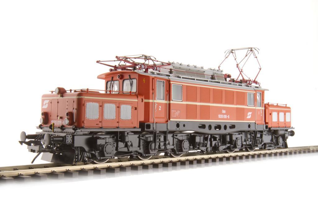 Baureihe 1020 der ÖBB
