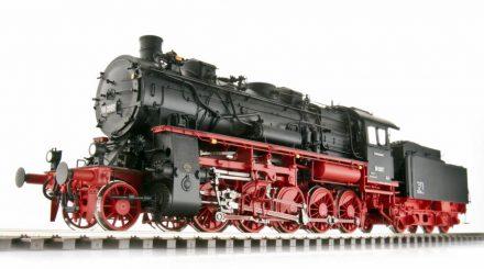 Dampflokomotive Baureihe 58 von Kiss