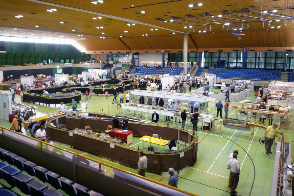 Spur-0-Expo.ch 2015 in Olten