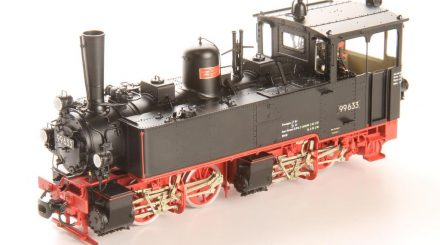 Württembergischen Mallet-Lokomotive 99 633 (Tssd)