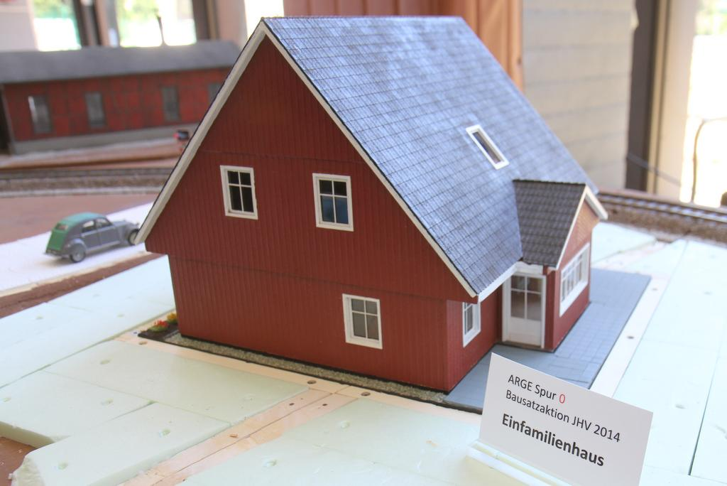 Arge JHV 2015 Bausatzaktion