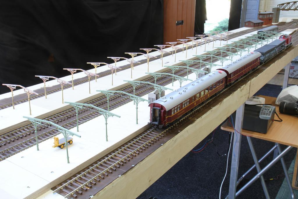 Arge JHV 2015 Demko Bahnhof