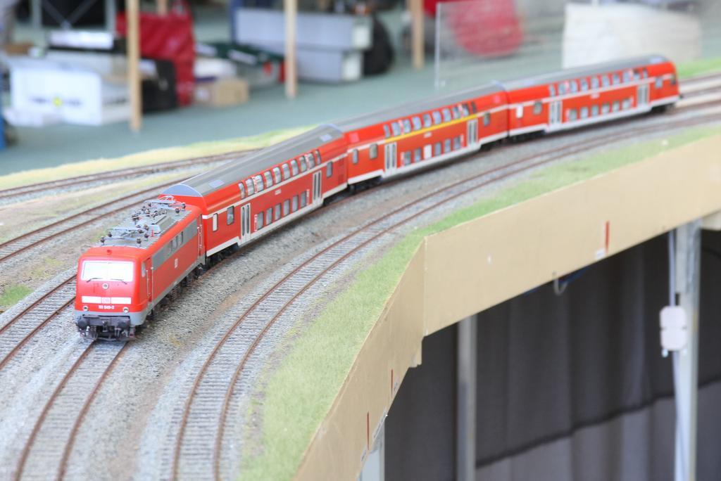 Arge JHV 2015 Zug auf Anlage