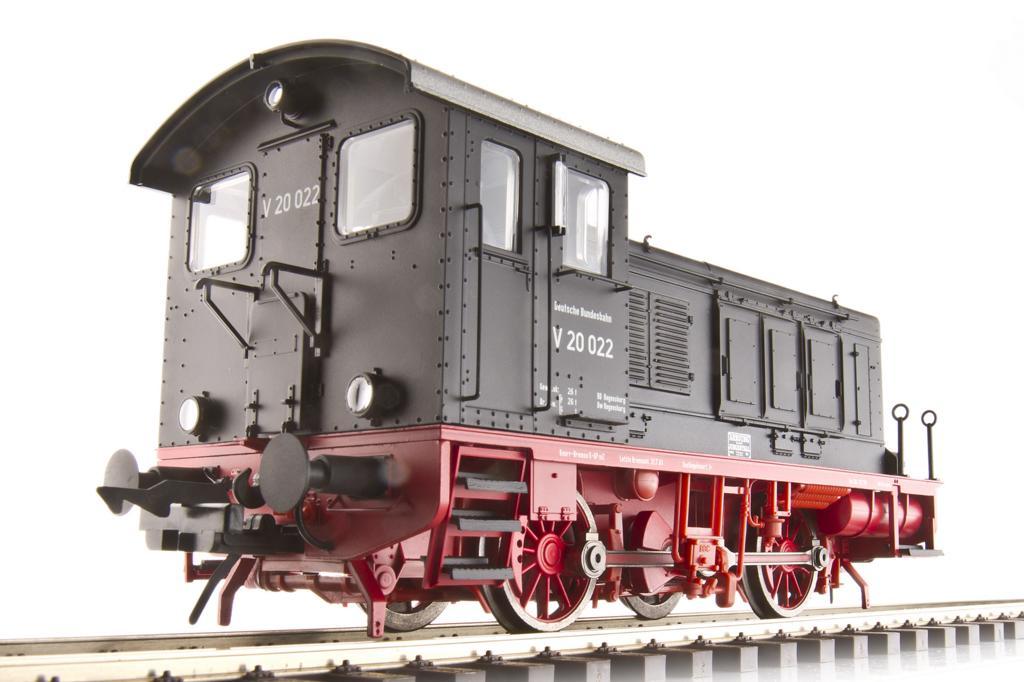 Diesellok V20 von Lenz