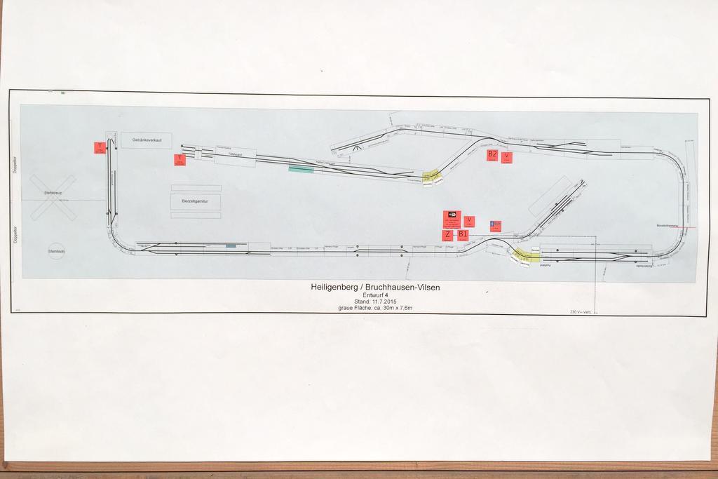Bruchh-Vil 12 Gleisplan