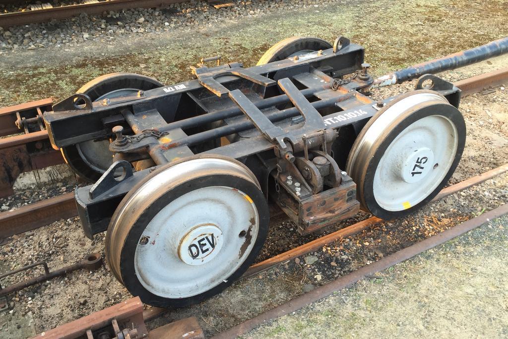 Bruchh-Vil 15a Rollbock ohne Wagen