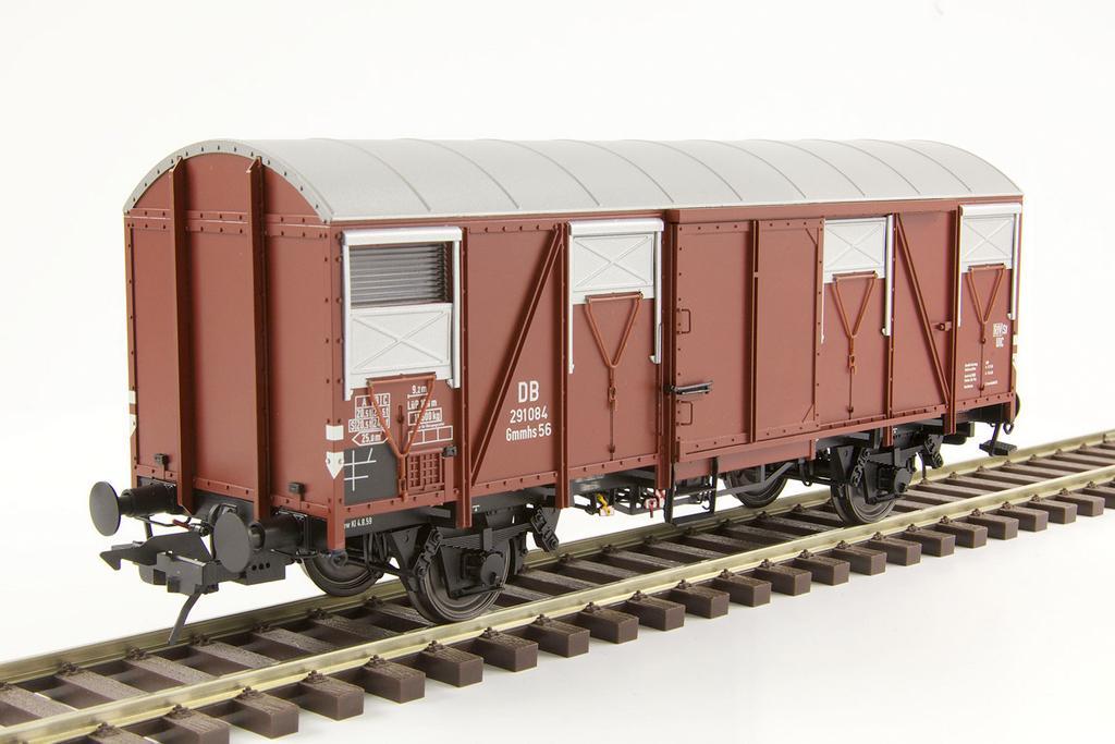 Gedeckter Güterwagen Gmmhs 56