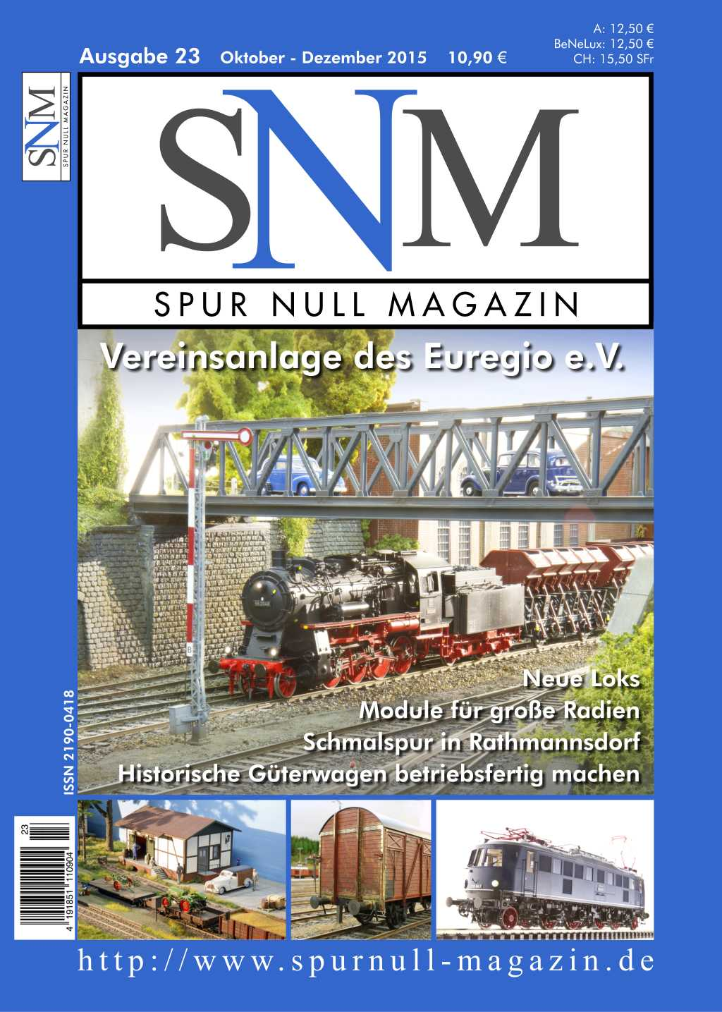 Titelbild SNM Heft 23