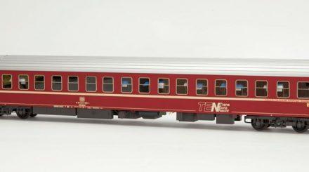 Schlafwagen WLABsm 411-1 der DB