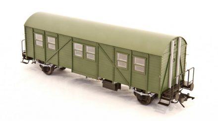 Behelfspersonenwagen MCi 43