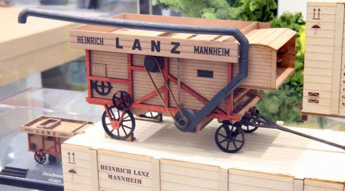 Busch Lanz Dreschmaschine