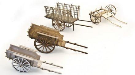 Microrama landwirtschaftliche Geräte