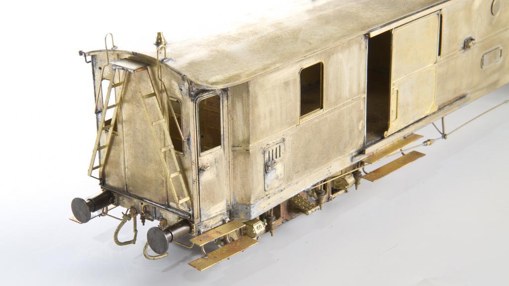 Preußischer Postwagen Pw4pr02
