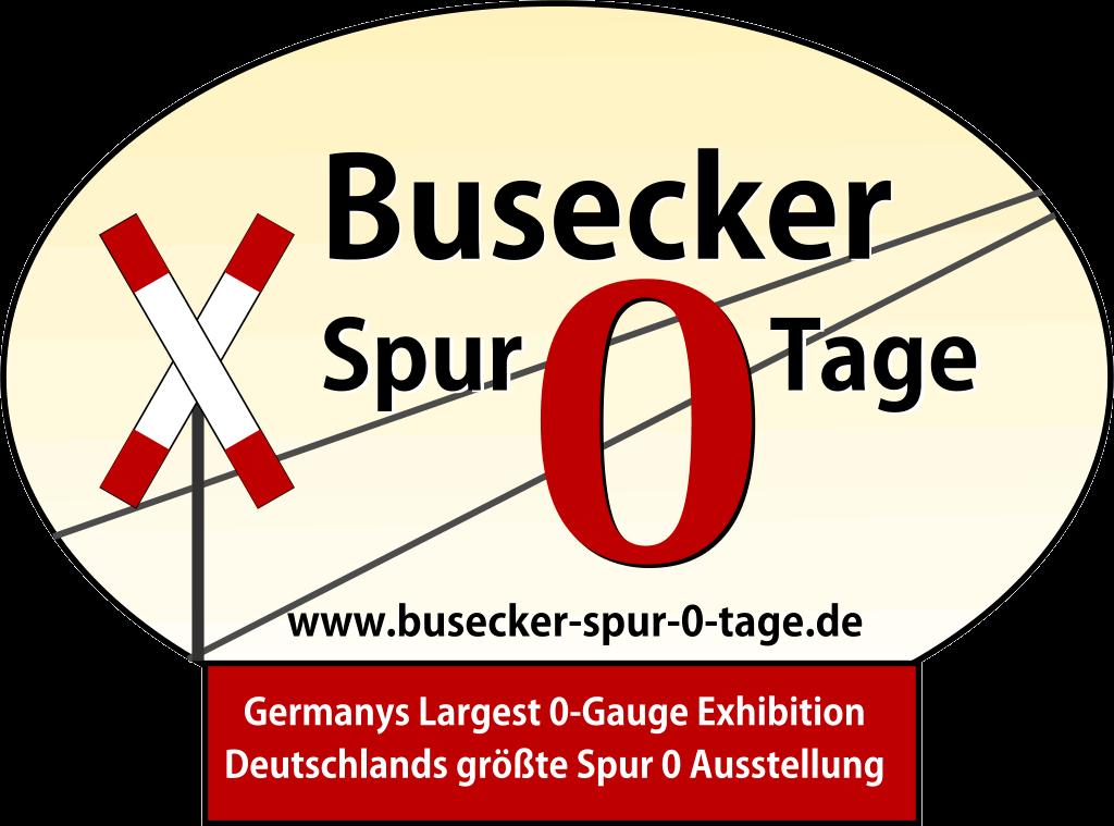 Bisheriges Logo: Busecker Spur Null Tage