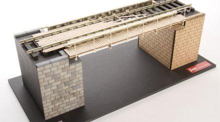 Stangel Stahlbrücke in Zusammenarbeit mit der Firma inari.net.pl