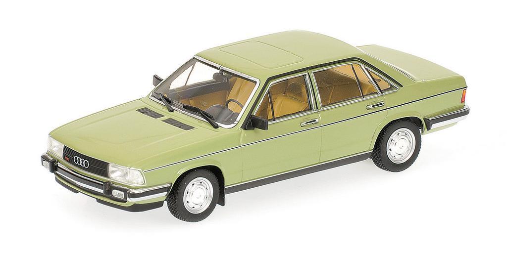 Audi 100 GL - grün - 1979