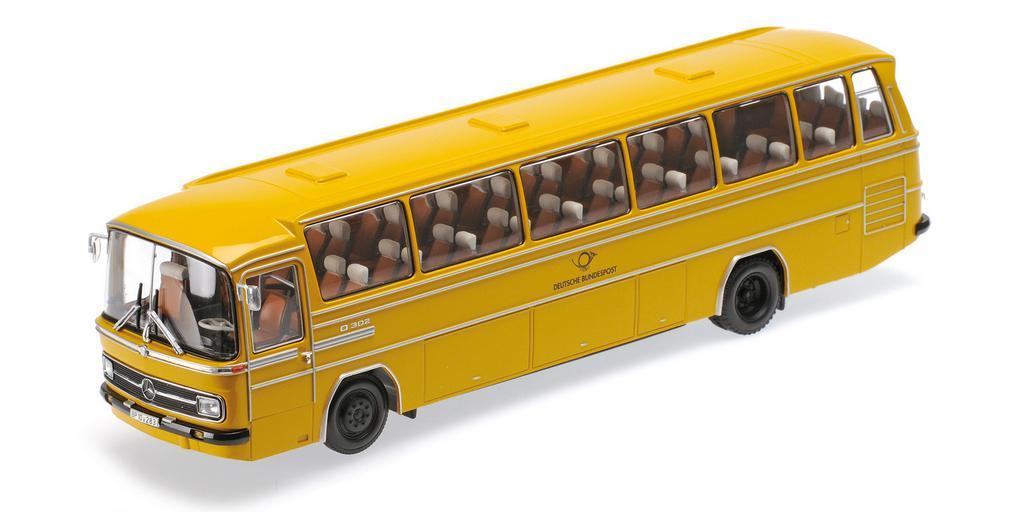 MB O302 Bus Deutsche Bundespost
