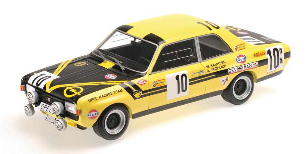 Opel Commodore A´70 24H SPA 1970