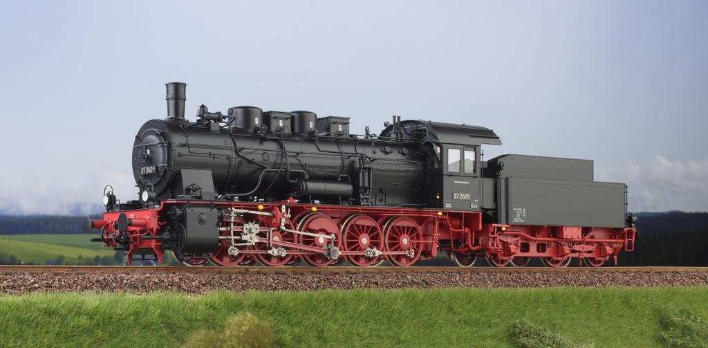 Wunder BR 57 2629 DB Epoche 3