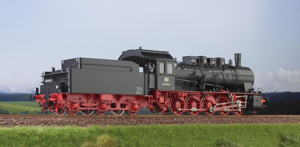 Wunder BR 57 DB Epoche 4