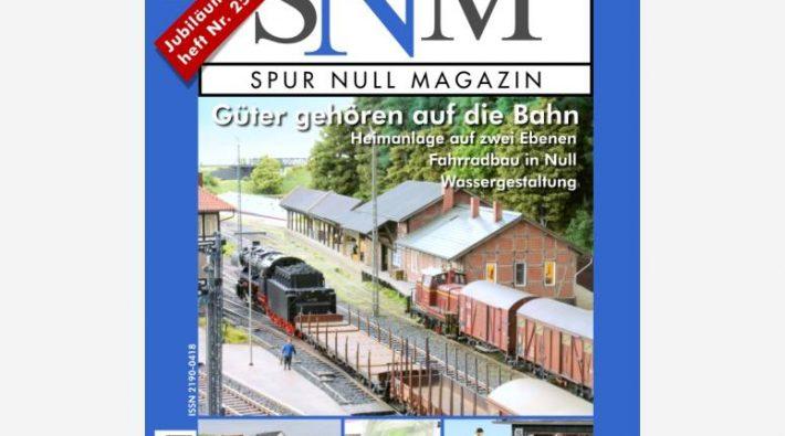 Spur Null Magazin 25