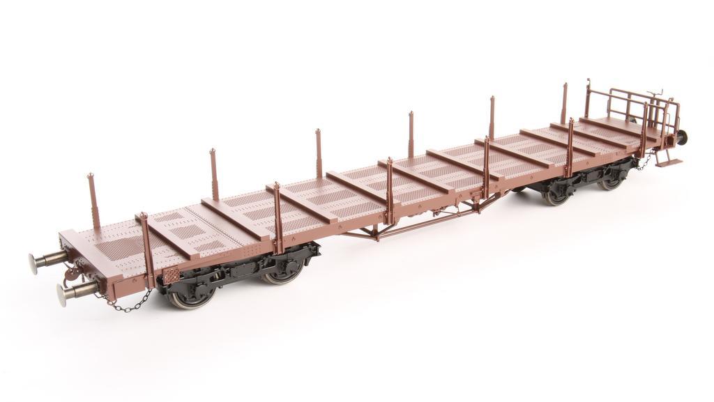Schienenwagen SS Köln