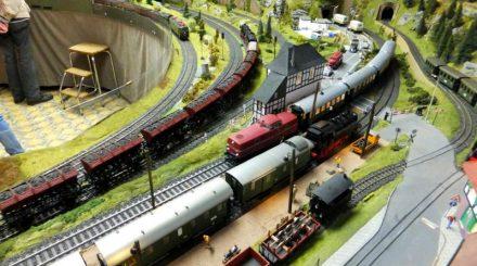 Anlage der Eisenbahnfreunde Solingen e.V.