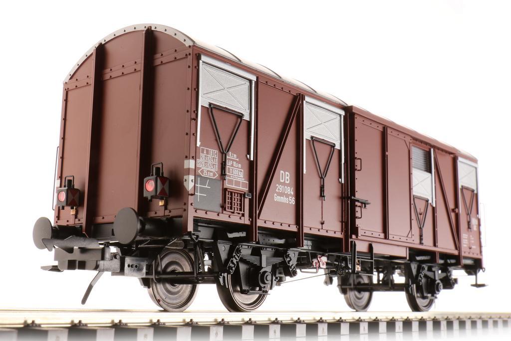 Gedeckter Güterwagen Güterwagen Gmmhs 56