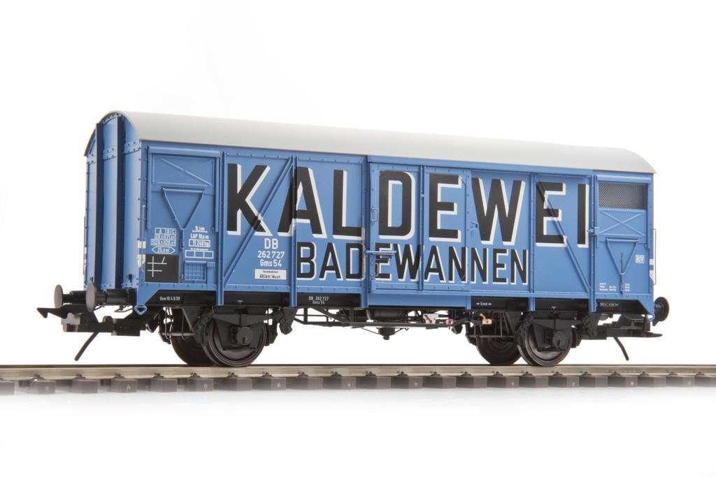 Sondermodell Gms 54 Kaldewei